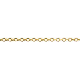 2601-0487-GL - Chaîne Forçat Métal Laiton Soudé 2mm Or Rouleau de 25m 2601-0487-GL,Chaînes,Soudé,Métal,Rolo,Chaîne,Soldered Brass,2MM,Or,Rouleau de 25m,Chine,montreal, quebec, canada, beads, wholesale